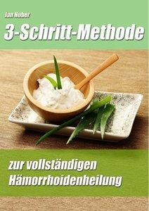 3-Schritt-Methode zur Hämorrhoidenheilung Jan Huber buch